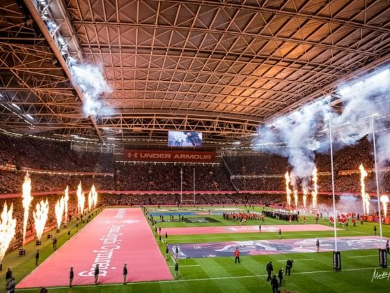 voyage 6 nations cardiff