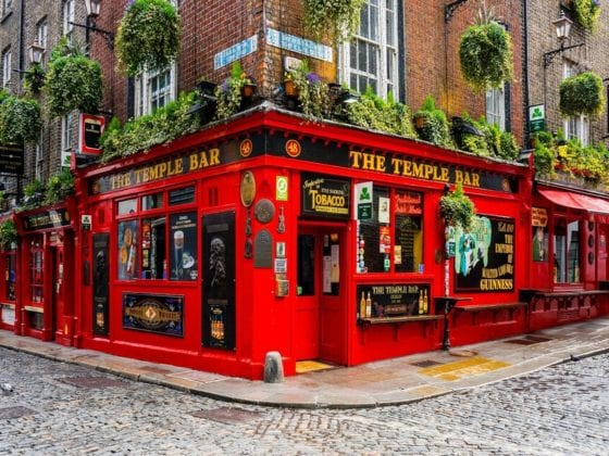 voyage 6 nations dublin
